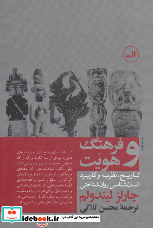 فرهنگ و هویت تاریخ،نظریه و کاربرد انسان شناسی روان شناختی