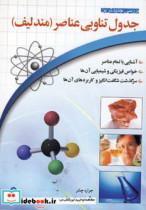 جدول تناوبی عناصر (مندلیف)