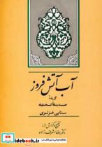 گنجینه ادب فارسی 8 (آب آتش فروز)
