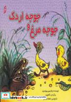 جوجه مرغ و جوجه اردک (گلاسه)