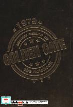 دفتر یادداشت خط دار گلدن گیت 1979 (GOLDEN GATE)،(لب طلایی)