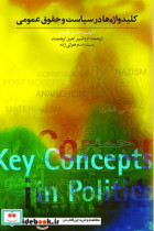 کلیدواژه ها در سیاست و حقوق عمومی