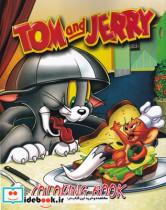 رنگ آمیزی کودکان (تام و جری)